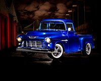 50's Chevy Pickup